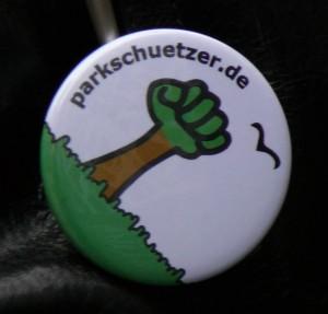 Parkschuetzer Button