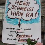 Herr schmeiss Hirn ra !