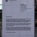 Statement des Personalrat der Uni Stuttgart