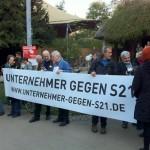 Unternehmer gegen Stuttgart 21